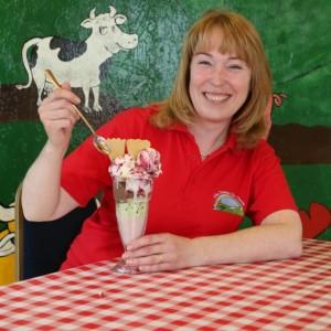 Amanda Dowson - Hawkshaw Farm (Chair)