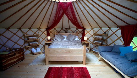 Picture of a bedroom