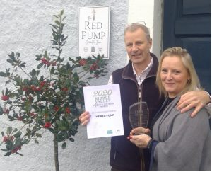 The Red Pump Award
