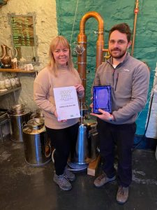 Ribble Valley Gin Award 2020