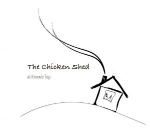 chicken shed logo