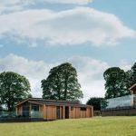 Bowland Retreat Lodges Exterior